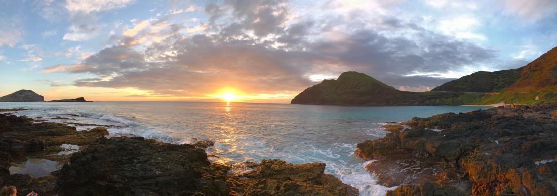 Hawaii Vacation Time